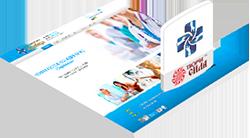 Создание сайта - визитки, Landing Page - Мариуполь